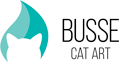 Busse Cat Art